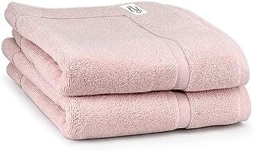 Onkaparinga Haven 600gsm Bath Mat 2 Pieces Set, Pink