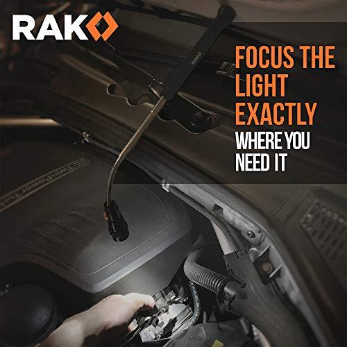 Product Image 6: RAK Magnetic Pickup Tool with LED Lights – Telescoping Magnet Pick Up Gadget Tool for Men, DIY Handyman, Father/Dad, Husband, Boyfriend, Him, Women