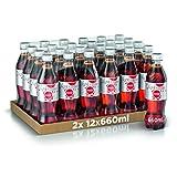 Coca-Cola Light 660ml x24 (Bottiglia Pet Riciclabile)