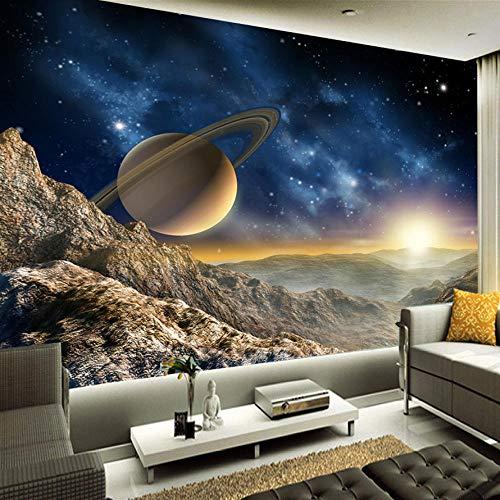 Benutzerdefinierte 3D Wallpaper Murals Wasserfall Peacock Lake Landschaft 3D-Effekt Wohnzimmer Sofa TV Hintergrund Wandbild Fototapete 430x280cm