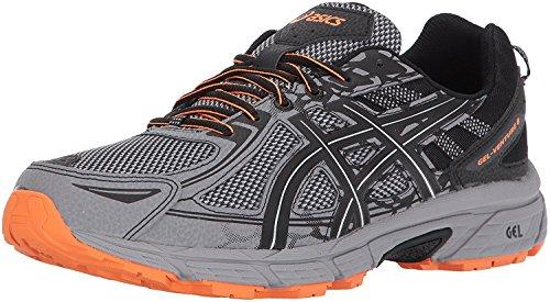 ASICS Men's Gel-Venture 6 Running Shoe, Frost Grey/Phantom/Black, 11 4E US