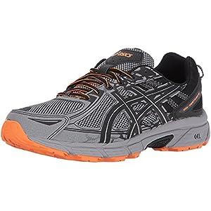 ASICS Men's Gel-Venture 6 Running Shoe, Frost Grey/Phantom/Black, 11 D(M) US
