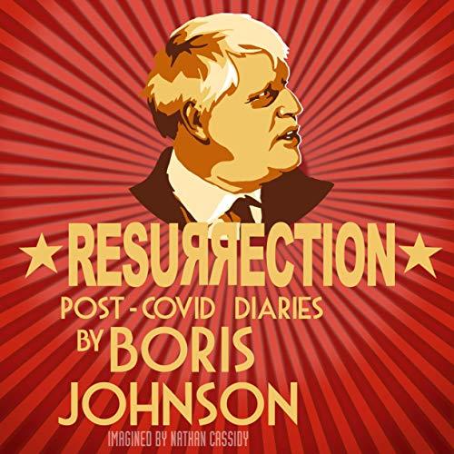 RESUяяECTION by Boris Johnson cover art