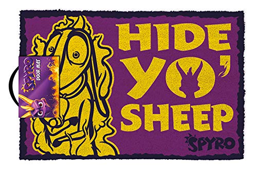 Pyramid International Spyro - Felpudo Hide Yo Sheep