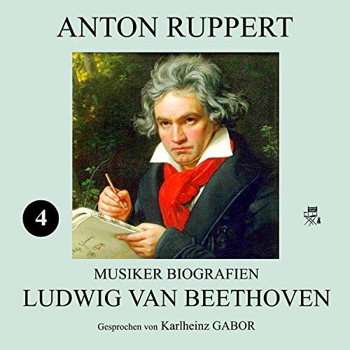 Ludwig van Beethoven (Musiker-Biografien 4) Titelbild