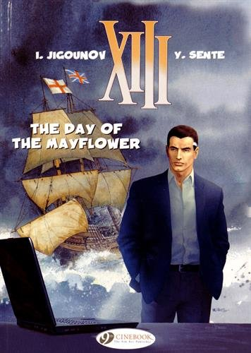 XIII - tome 19 The Day of the Mayflower (19)
