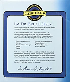اسعار Dr. Elsey's Precious Cat Respiratory Relief Silica Cat Litter