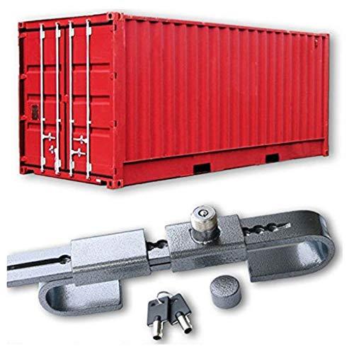 Containerschloss aus gehärtetem Stahl Container Schloss Seecontainer
