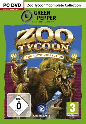 Zoo Tycoon - Complete Collection [Green Pepper]