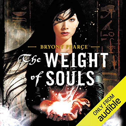 The Weight of Souls audiobook cover art