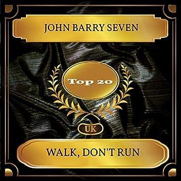 Walk, Don't Run (UK Chart Top 20 - No. 11)