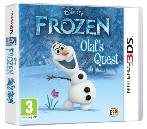 Frozen: L Avventura Di Olaf - Nintendo 3DS