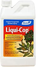 Monterey Liqui-Cop All Natural Fungicide For Disease Prevention - Pint LG3100