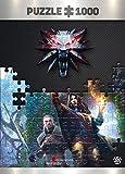 Good Loot The Witcher 3: Wild Hunt Yennefer - Puzzlespiel mit 1.000 Teilen und den Maßen 68 cm x 48 cm | Der Hexer | inklusive Poster und Tasche | Spiel-Artwork für Erwachsene und Teenager