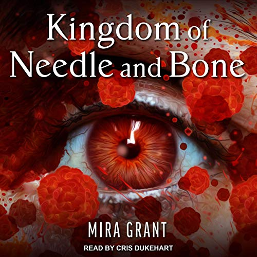 Kingdom of Needle and Bone audiobook cover art