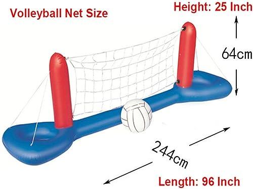 Aufblasbare Pool Float Spielzeug Für Erwachsene Kinder Fußball Volleyball Basketball Schwimmring Kreis Wassersport (Farbe   Voleyball-radomFarbe)