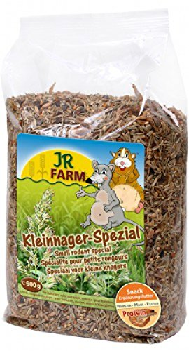 JR Farm Kleinnager-Spezial 600g Größe 1 x 600g