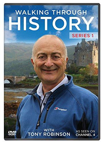 Walking Through History: Series 1 [DVD]
