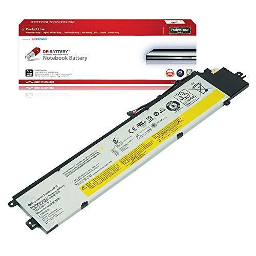 DR. BATTERY Laptop Battery for Lenovo L13C4P01 L13L4P01 L13M4P01 Erazer Y40-70AM Y40-70AS Y40-70AT Y40-70AT-IFI Y40-80AT Y40-80FA Y40-80-IFI 2ICP5/52/125-2 [7.4V/6600mAh/48Wh]