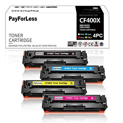 obtener toner color laserjet pro m252n online