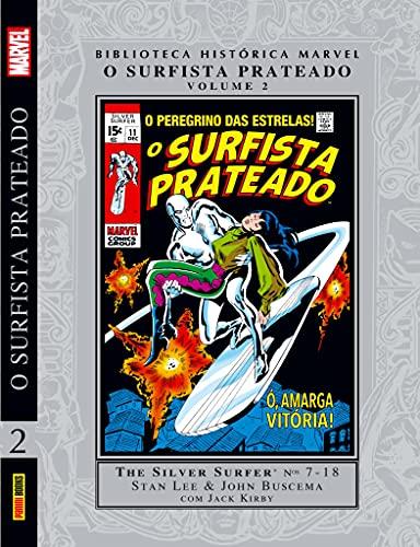 Biblioteca História Marvel: O Surfista Prateado – Vol. 02