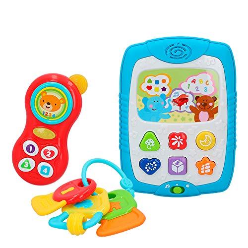 winfun - Set tablet con accesorios para bebés (46329)