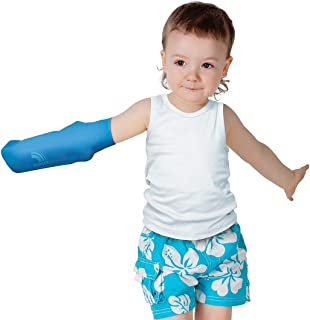 Bloccs Waterproof Cast Cover Arm, Swim, Shower & Bathe. Watertight Protector - #CSA71-S - Child Short Arm (Small)