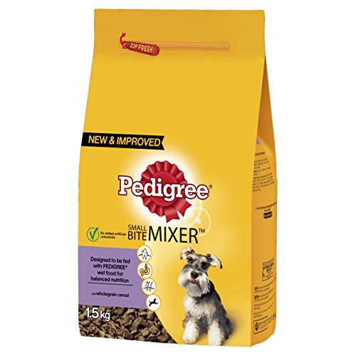 MARS - Pedigree Mixer Small Bite - 1.5kg - EU/UK