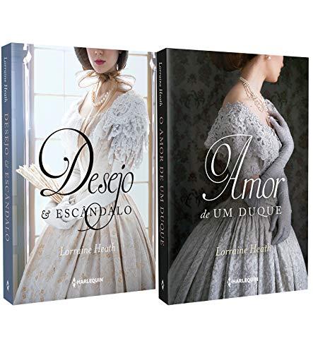 Kit Desejo E Escândalo + O Amor De Um Duque