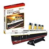 CubicFun Puzzle 3D Titanic (Tachan S3017h)
