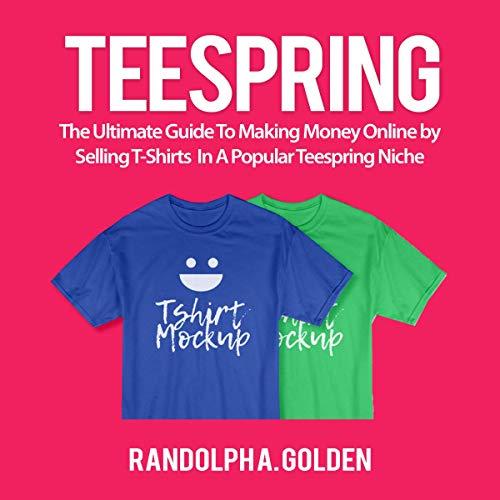 『Teespring』のカバーアート