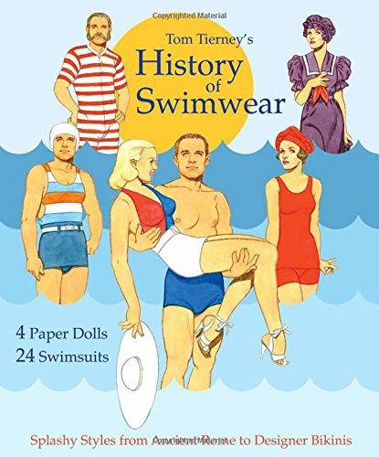 Tom Tierney's History of Swimwear Paper Dolls