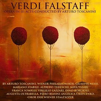 Verdi: Falstaff Conducted by Arturo Toscanini
