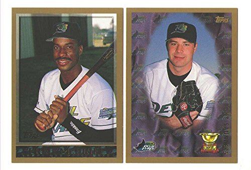 1998 Topps - TAMPA BAY DEVIL RAYS Team Set
