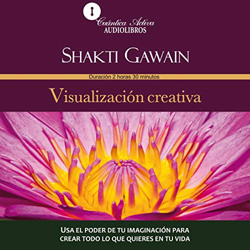 Visualizacion creativa [Creative Visulization] audiobook cover art
