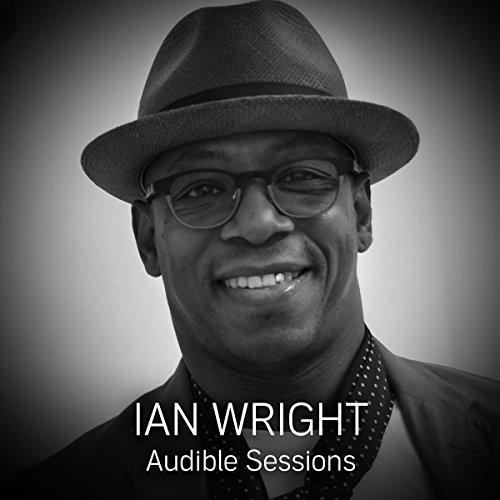 Ian Wright audiobook cover art