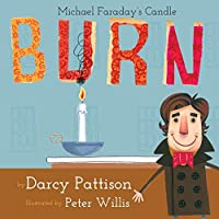 Burn: Michael Faraday's Candle (Moments in Science)