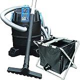 PondHero Sludge Muncher Pond Vacuum Plus Dirt Collector Basket