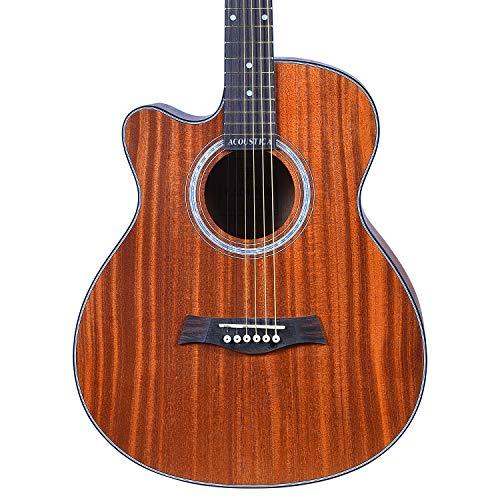 Kadence Acoustica 40  Mahogany Left-Handed Acoustic Guitar A03 L