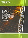 Flute Scales Grades 1-8 from 2015 (Woodwind Exam Repertoire)