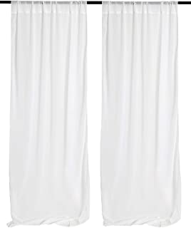 wedding arch curtains
