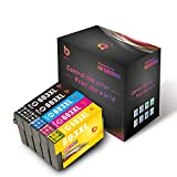 Cartuchos de Tinta bbunit 603XL compatibles con la Impresora Epson XP-3100 XP-4100 XP-2100 XP-2105 XP-3105 XP-4105, WF-2810DWF WF-2850DWF