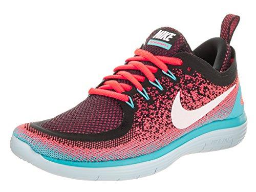 bester Test von nike free rn distance Nike WMNS Free Rn Distance 2 Schuhe für Damen, Rot (Hot Punch / Polarized Blue / Lava Glow / Weiß), 39 EU