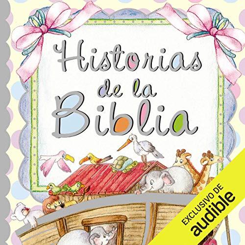 Diseño de la portada del título Historias de la Biblia
