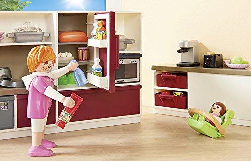Ensemble de Cuisine Aménagée Playmobil Set - 9269 - 1