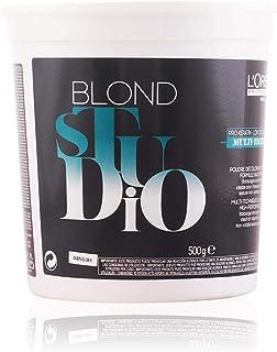 L'Oréal-Blond Studio Multi Tech Polvo decolorante 500 Grs