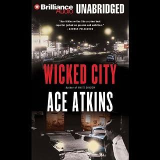 Wicked City audiobook cover art