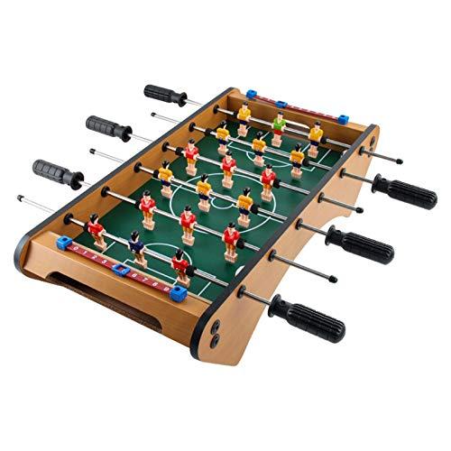 Royoo Tischfußballspiel, Multifunktionstisch Mini Spieltisch Kickertisch,Tischfußball Tischspiel Indoor Tischfußballspiel Spielzeug Für Kinder Jegendliche Und Erwachsene