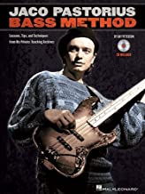 JACO PASTORIUS BASS METHOD LESSONS TIPS & TRICKS BOOK/CD WITH TAB by Various (2010) Paperback
