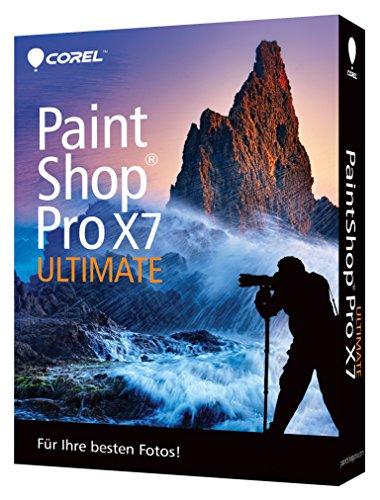 PaintShop pro X7 - ultimate french